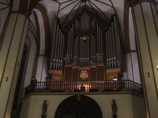 Archikatedra św. Jana (organy)