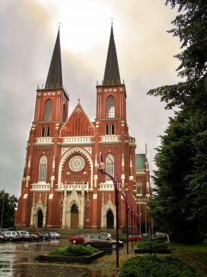 Archikatedra Świętej Rodziny w Częstochowie