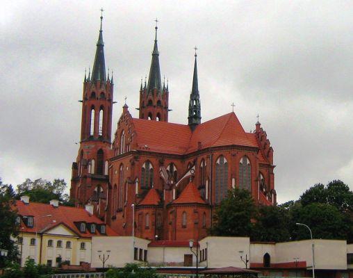 Białystok - Katedra Wniebowzięcia NMP w Białymstoku (2008)