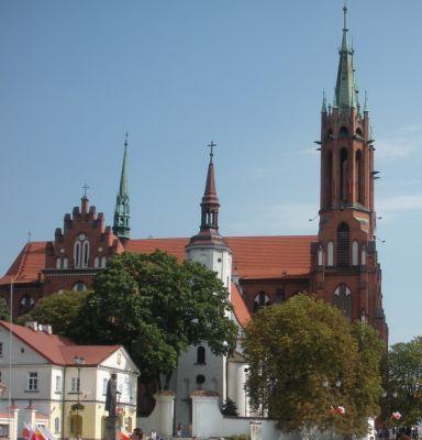 Zespół bazyliki archikatedralnej Wniebowzięcia NMP w Białymstoku (2010)