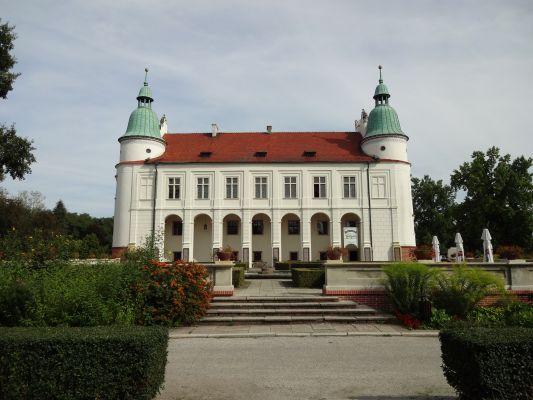 Zamek w Baranowie Sandomierskim 487a