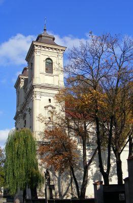 Kościół Św. Mikołaja w Lesznie - Fara