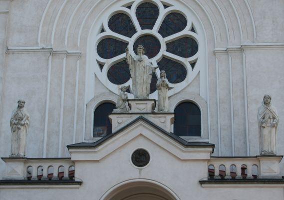 Bazylika Najświętszego Serca Pana Jezusa w Augustowie