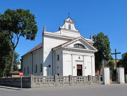 Podlaskie - Bielsk Podlaski - Bielsk Podlaski - Kościelna 4A - Bazylika 02