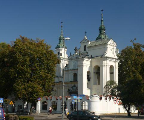 Kościół parafialny w Lubartowie