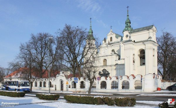 Lubartów, Bazylika św. Anny - fotopolska.eu (192571)
