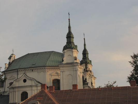 A 116 Zespół kościoła par. p.w. św. Anny ul. Słowackiego 6 miasto Lubartów