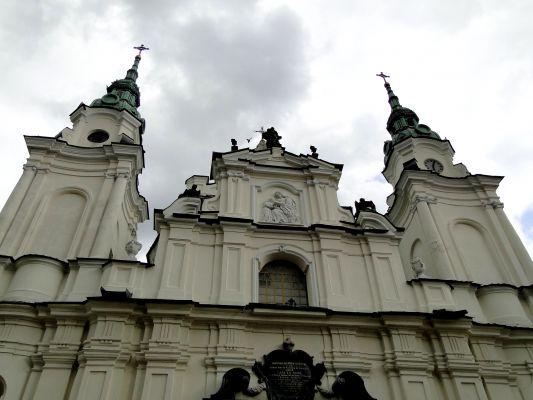 Lubartów kościół św Anny 3