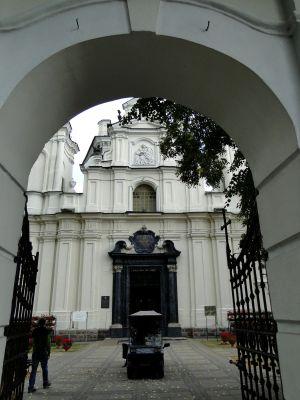 Lubartów kościół św. Anny 2
