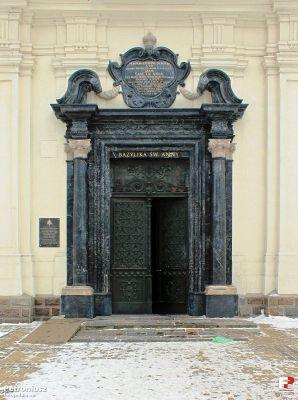 Lubartów, Bazylika św. Anny - fotopolska.eu (230689)