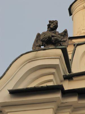A 116 Zespół kościoła par. p.w. św. Anny ul. Słowackiego 6 miasto Lubartów 4