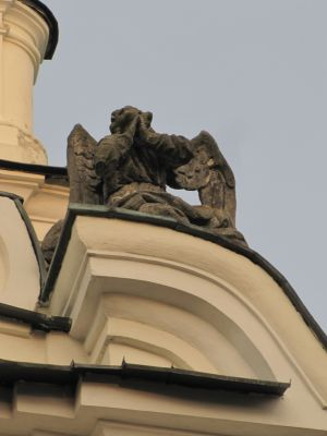 A 116 Zespół kościoła par. p.w. św. Anny ul. Słowackiego 6 miasto Lubartów 5