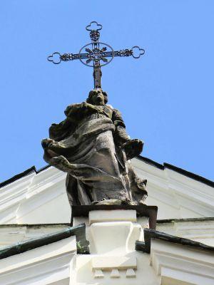 Saint Anne church in Lubartów - Detal - 07