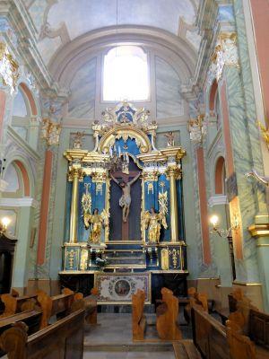 Saint Anne church in Lubartów - Interior - 13