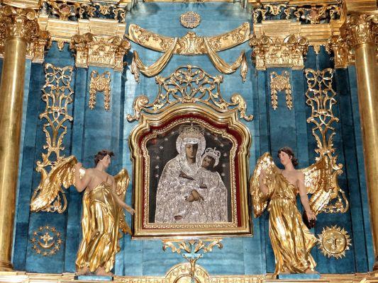 Saint Anne church in Lubartów - Interior - 11