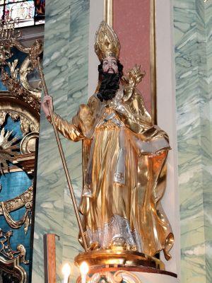 Saint Anne church in Lubartów - Interior - 01