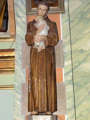 Saint Anne church in Lubartów - Interior - 21