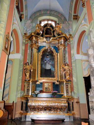 Saint Anne church in Lubartów - Interior - 16