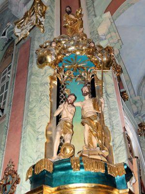 Saint Anne church in Lubartów - Interior - 20