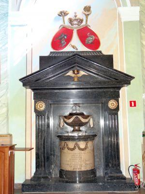 Saint Anne church in Lubartów - Interior - 25