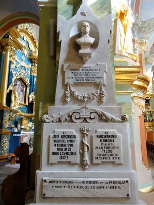 Saint Anne church in Lubartów - Interior - 26