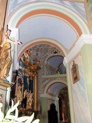 Saint Anne church in Lubartów - Interior - 27