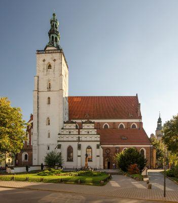 SM Oleśnica Kościół Jana Apostoła ID 596390