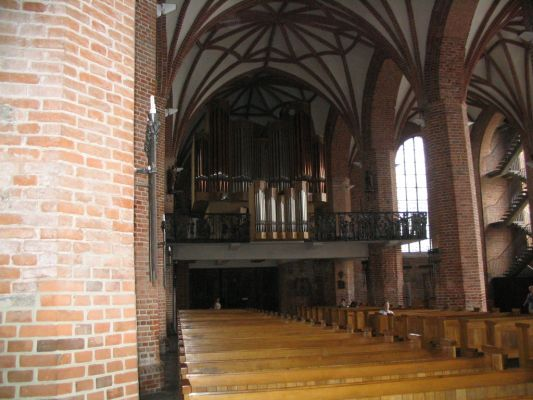 Bazylika św. Brygidy w Gdańsku