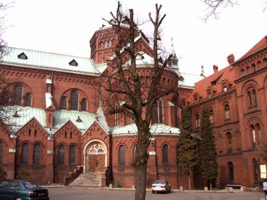 Bazylika św. Ludwika Króla i Wniebowzięcia NMP w Panewnikach