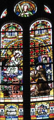 Panewniki stained glass 15