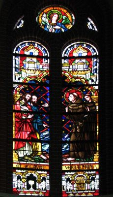 Panewniki stained glass 16
