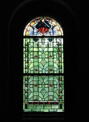 Panewniki stained glass 34