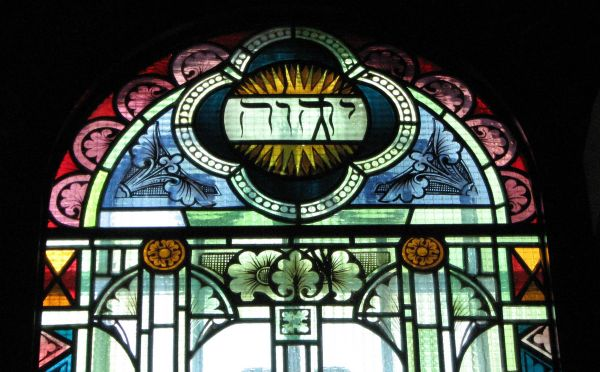 Panewniki stained glass 49