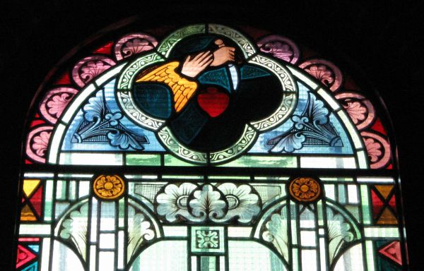 Panewniki stained glass 50