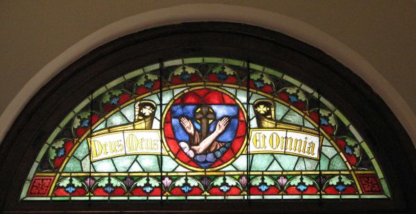 Panewniki stained glass 64