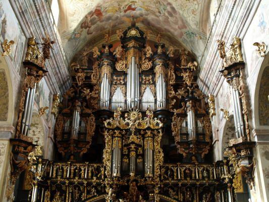 Bazylika Zwiastowania Najświętszej Maryi Panny w Leżajsku