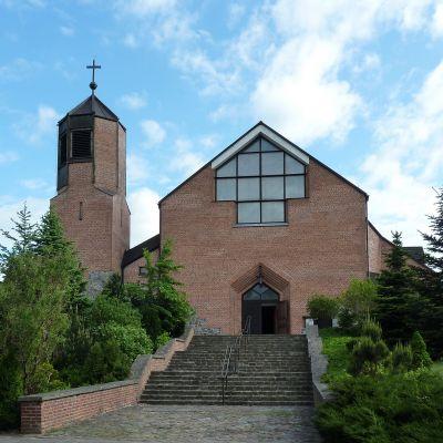 Borowo church