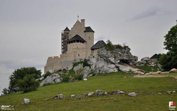 Bobolice, Zamek w Bobolicach - fotopolska.eu (316054)
