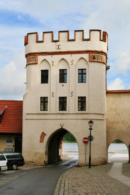 Toruń - Brama Mostowa 01