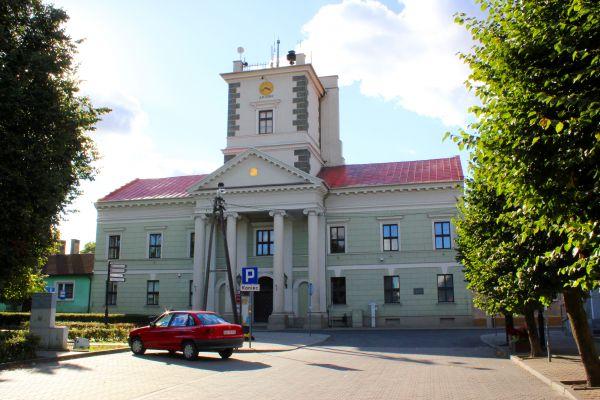 Ratusz w Brześciu Kujawskim1 N. Chylińska