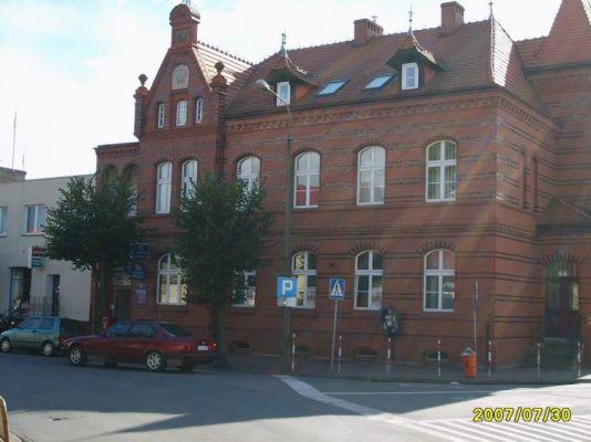 Rogoźno Budynek Poczty Polskiej