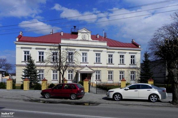 Lubaczów, Sąd Rejonowy - fotopolska.eu (297376)
