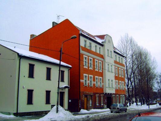 Katowice - Hallera Street