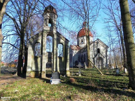 Stare Oleszyce, Cerkiew Opieki Najświętszej Maryi Panny - fotopolska.eu (298563)