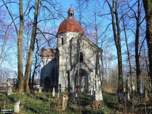 Stare Oleszyce, Cerkiew Opieki Najświętszej Maryi Panny - fotopolska.eu (298564)