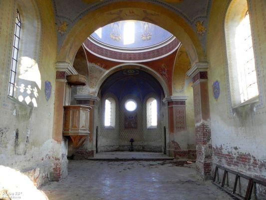 Stare Oleszyce, Cerkiew Opieki Najświętszej Maryi Panny - fotopolska.eu (298588)