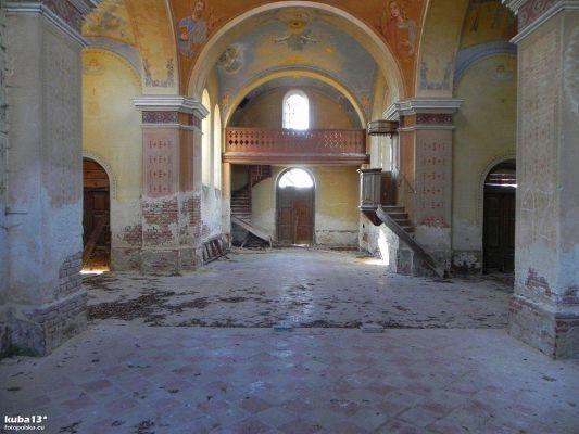 Stare Oleszyce, Cerkiew Opieki Najświętszej Maryi Panny - fotopolska.eu (298581)