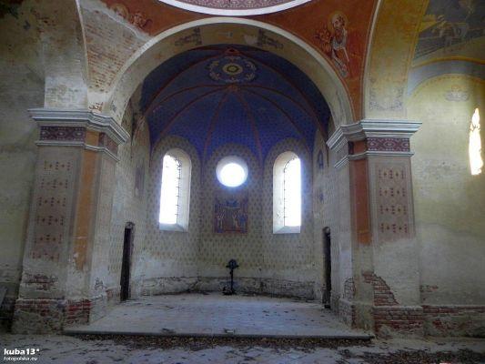 Stare Oleszyce, Cerkiew Opieki Najświętszej Maryi Panny - fotopolska.eu (298570)