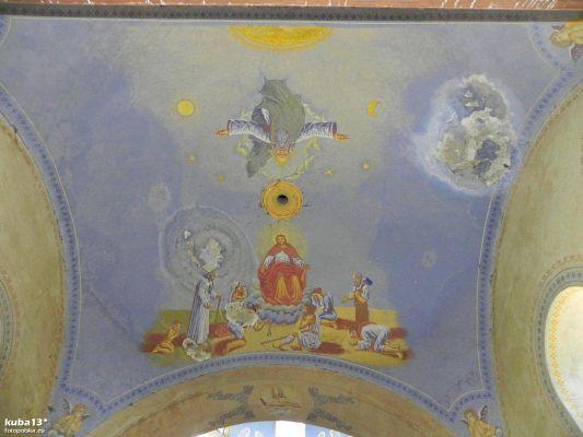 Stare Oleszyce, Cerkiew Opieki Najświętszej Maryi Panny - fotopolska.eu (298569)