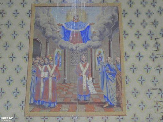 Stare Oleszyce, Cerkiew Opieki Najświętszej Maryi Panny - fotopolska.eu (298578)